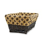 Lambs & Ivy® Animal Antics Basket Liner