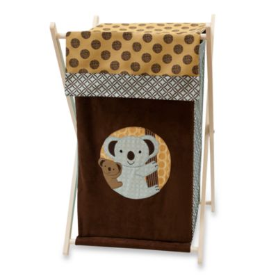 Lambs & Ivy® Animal Antics Hamper