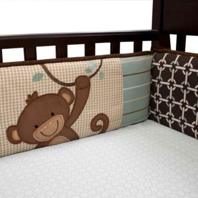 Lambs & Ivy® Giggles Crib Bumper