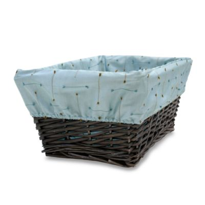 Lambs & Ivy® Giggles Basket Liner