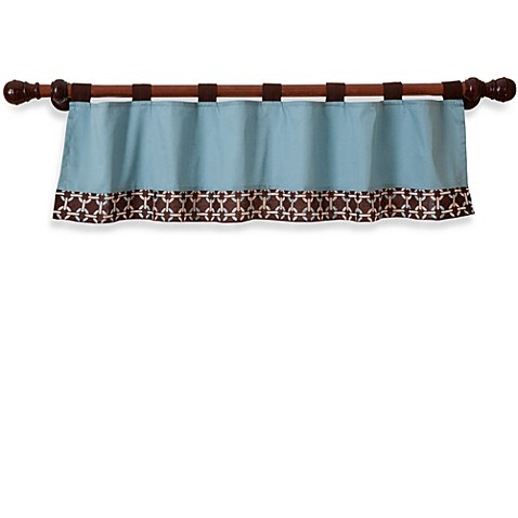 Lambs & Ivy® Giggles Valance
