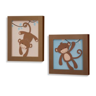 Lambs & Ivy® Giggles Wall Décor