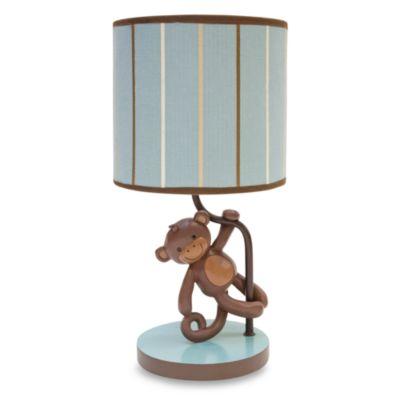 Lambs & Ivy® Giggles Lamp & Shade