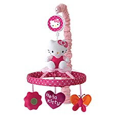 Lambs & Ivy® Hello Kitty Garden Mobile