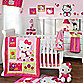 Lambs & Ivy® Garden 5-Piece Hello Kitty Crib Set