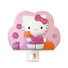 Lambs & Ivy® Hello Kitty Garden Nightlight
