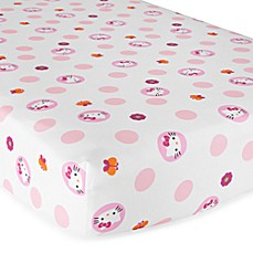 Lambs & Ivy® Hello Kitty Garden Sheet