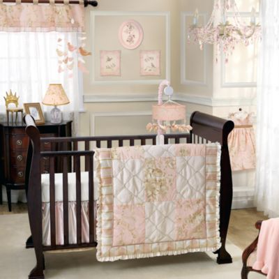 Lambs & Ivy® Little Princess 5-Piece Crib Bedding Set