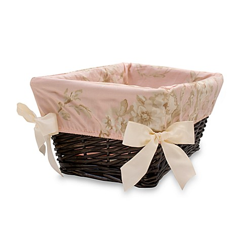 Lambs & Ivy® Little Princess Basket Liner