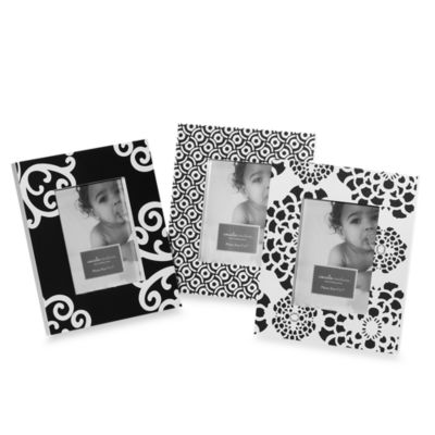 CoCaLo™ Couture Elsa 3-Piece Frame Set