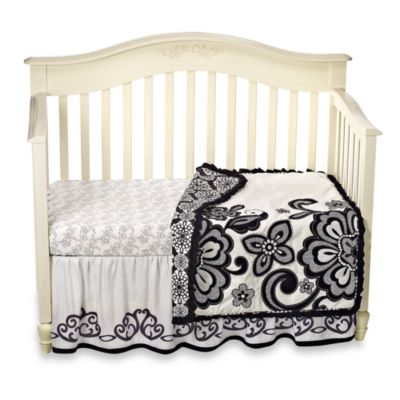 CoCaLo™ Couture Elsa 4-Piece Crib Bedding Set