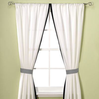 CoCaLo Couture® Elsa Window Panel Pair