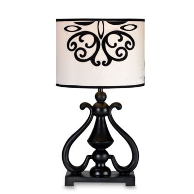 CoCaLo™ Couture Elsa Lamp & Shade