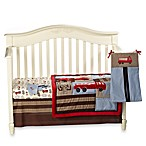 NoJo® Engine 27 8-Piece Crib Bedding Set
