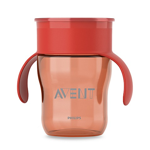 AVENT My First Natural Drinking Cup in Red