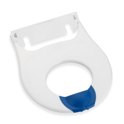 Mommy's Helper™ Flip 'N Flush Potty Seat