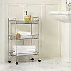 Three-Tier Slim Bath Cart