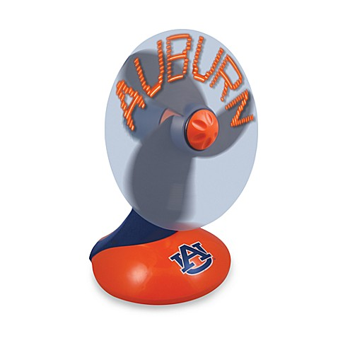 Auburn University Light Up Desktop Message Fan