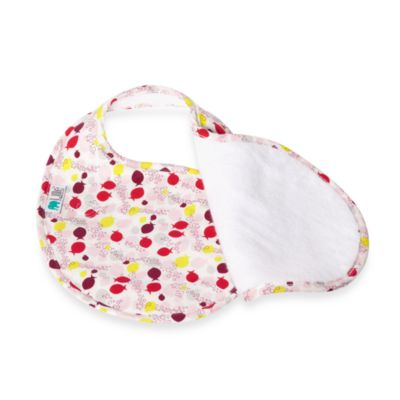 Bibs > Bebe au Lait® Lille Quib Quadruple Bib in Fishies Girl