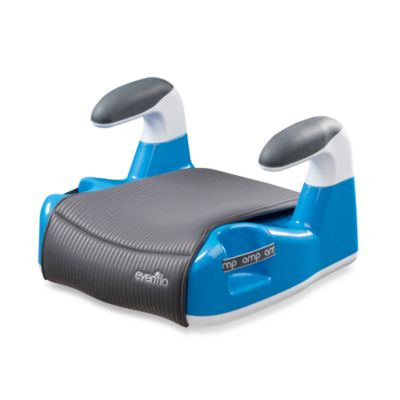 Evenflo® Amp™ Performance No-Back Booster Car Seat in Blue