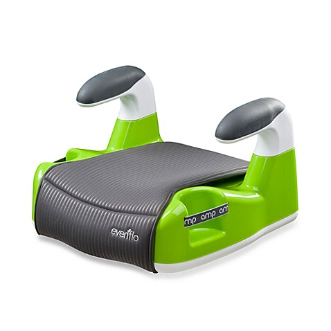 Evenflo® Amp™ Performance No-Back Booster Car Seat in Green
