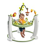 ExerSaucer® Jump & Learn™ Stationary Jumper in Safari Friends
