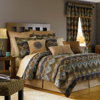 Croscill® Dakota Queen Comforter Set