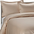 Pure Beech® Sateen Duvet Cover Set in Champagne