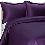 Pure Beech® Modal Sateen Duvet Cover Set in Plum