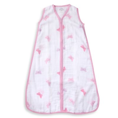 aden® by aden + anais® Medium Classic Sleeping Bag in Girls n' Swirls