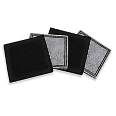 Aqua Cube™ 4-Pack Fountain Replacement Charcoal Filters