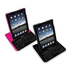 Rechargeable Bluetooth® Keyboard Case for iPad® 2