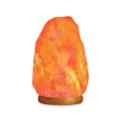 Himalayan Glow® Medium Ionic Natural Salt Crystal Lamp