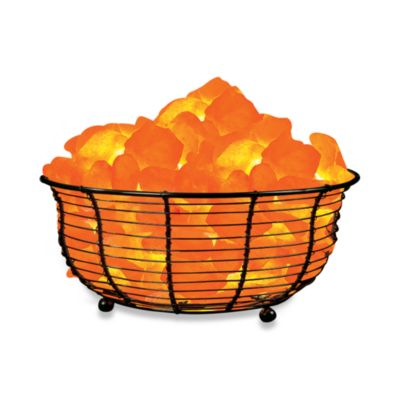 Buy Himalayan Salt Lamps from Bed Bath & Beyond