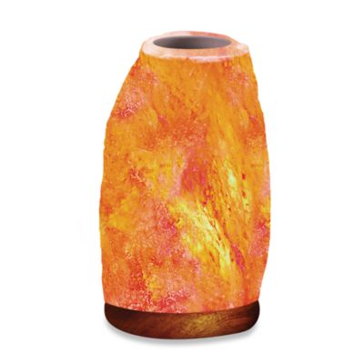 Buy Himalayan Aroma Therapy Natural Crystal Salt Lamp from Bed Bath & Beyond