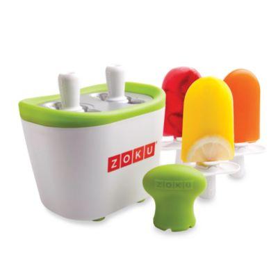 Zoku® Duo Quick Pop™ Maker