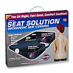 Deluxe Seat Solution™ Orthopedic Seat Cushion