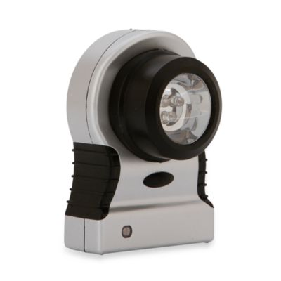 The Weather Channel® Crank Emergency Black-Out Light