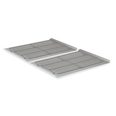 Calphalon® Nonstick 4-Piece Cookie Sheet Set
