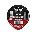 King of Joe 16-Count Dark Roast Coffee T DISCs for Tassimo™ Beverage System