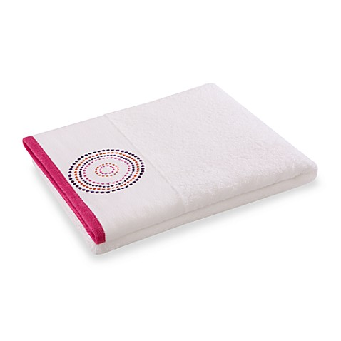 Medali Bath Towel, 100% Cotton