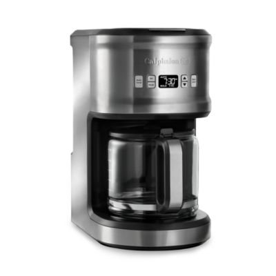Calphalon Coffee Maker Bed Bath And Beyond : Buy Calphalon Quick Brew 12-Cup Coffee Maker from Bed Bath & Beyond