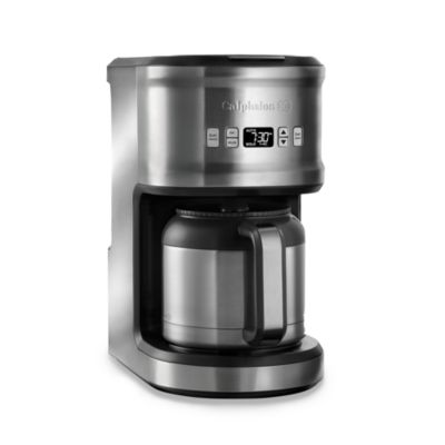 Calphalon Quick Brew Coffee Maker : Calphalon Quick Brew 10-Cup Thermal Coffee Maker - Bed Bath & Beyond