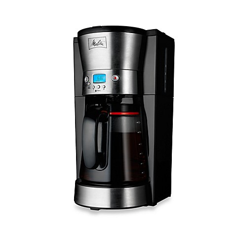 Melitta Programmable 12-Cup Coffee Maker
