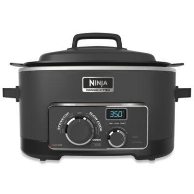 Ninja® 3-in-1 Cooking System