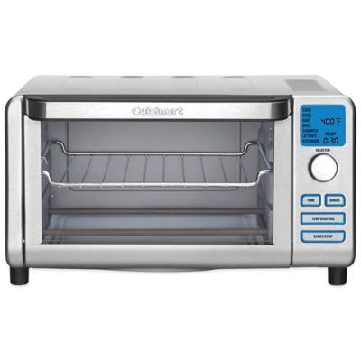 Cuisinart® Compact Digital Toaster Oven Broiler