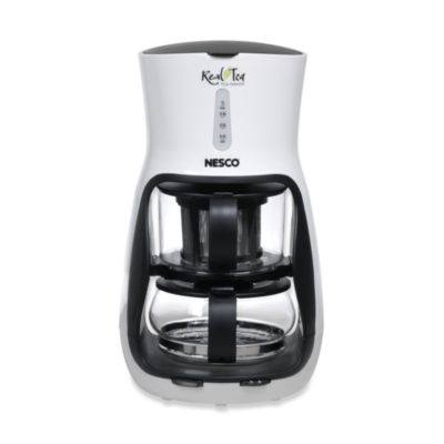 Nesco® Real Tea 4-Cup Tea Maker