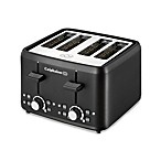 Calphalon® Black 4-Slice Toaster