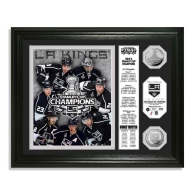 2012 Stanley Cup Champions Banner Photo