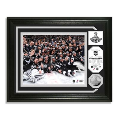 2012 Stanley Cup Champions Limited Edition Celebration Frame